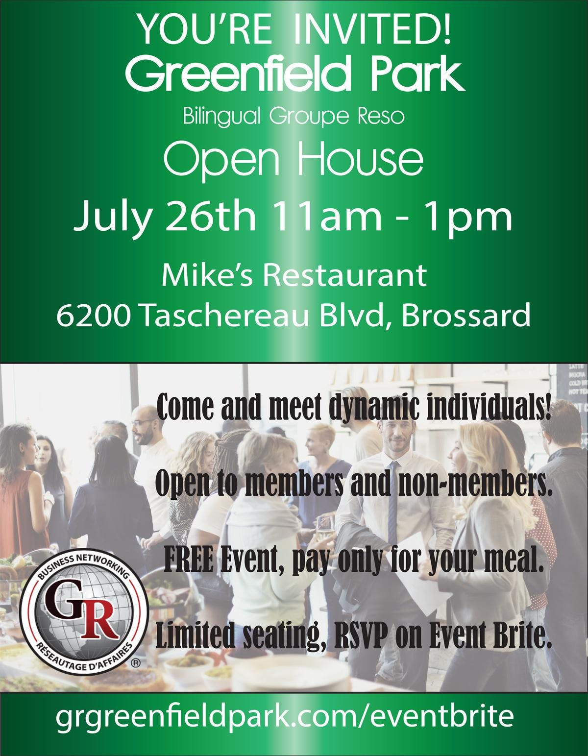 Greenfield Park Bilingual Groupe Rso Open House