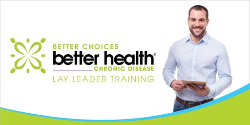 TEST TEST: Chronic Disease Lay Leader Training