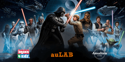 Lego Bricks Lab - Sulle Orme di Star Wars