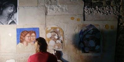 Corso Tecnico del restauro - Superfici decorate dell'architettura