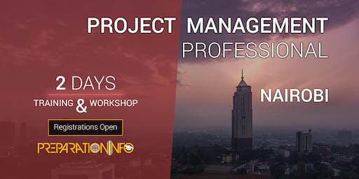 PMP 2 Days Training (PMBOK 6th edition) and Workshop - Nairobi