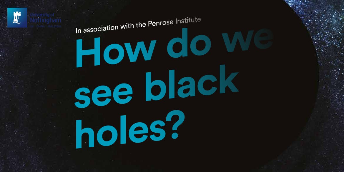 How do we see black holes?