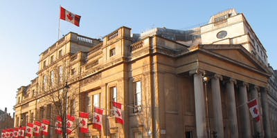 Open House London - Tour of Canada House