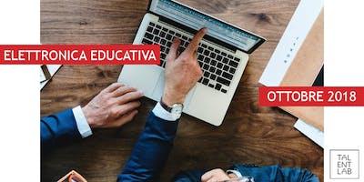 Seminario di Elettronica Educativa