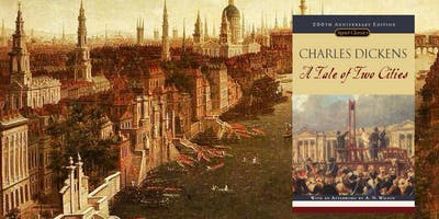 The LitWits® Master Class on A TALE OF TWO CITIES by Charles Dickens
