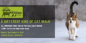 VOKRA Walk for the Kitties 2018