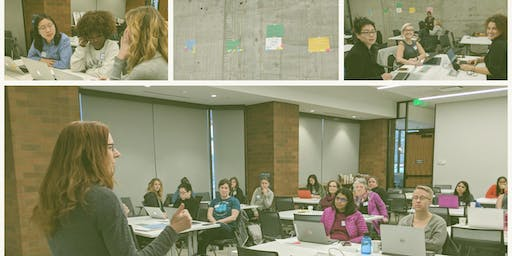 She's Coding Winter Code-A-Thon: Connect, Collaborate, Code (womxn-only)