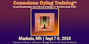 Mankato, MN: Conscious Dying Training | Personal...