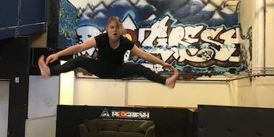 ASBC Open Gym at Progresh (feat. Dirt Coffee Truck) - Monday, November 19th, 2018