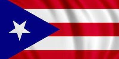 Puerto Rico Flag Fashion Show