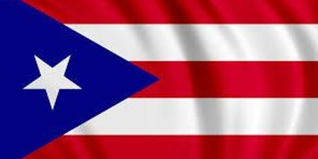 Puerto Rico Flag Fashion Show tickets