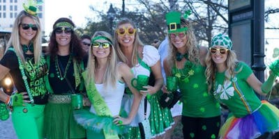 St. Practice Day ~ St. Patrick's Day Themed Bar Crawl