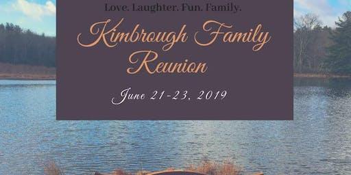 2019 Kimbrough Family Reunion