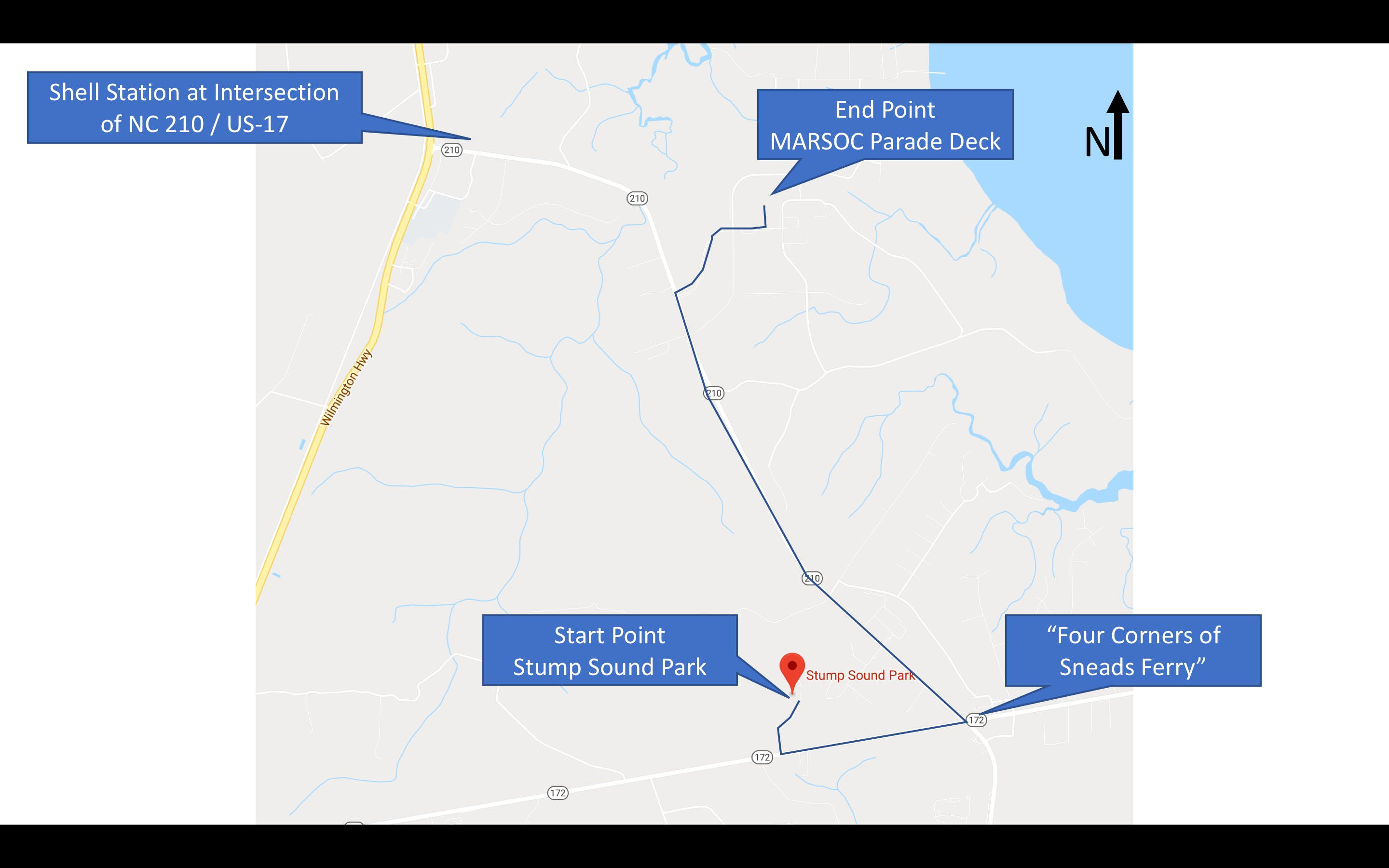 Walk With The Rucking Raiders Sneads Ferry Nc 27 Jul 2018