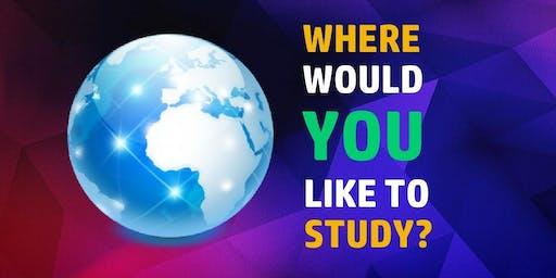SELSET Roadshow: Where Would You Like to Study? (Subang Jaya)