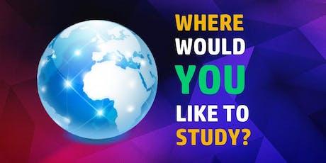 SELSET Roadshow: Where Would You Like to Study? (Seremban) tickets