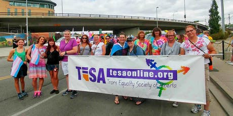 TESA's 10th Anniversary and the 2019 Calgary Pride Parade tickets