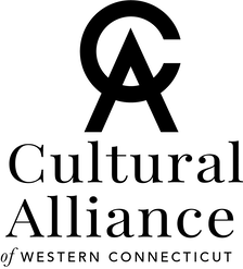 Cultural Alliance of Western Connecticut logo