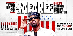 Safaree Love and Hip Hop official Celebrity Birthday...