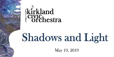 Shadows and Light - Kirkland Civic Orchestra