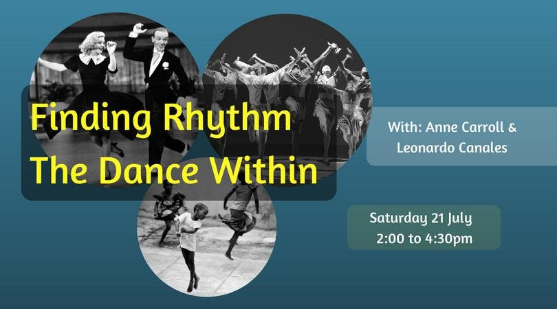 Finding Rhythm - The Dance Within