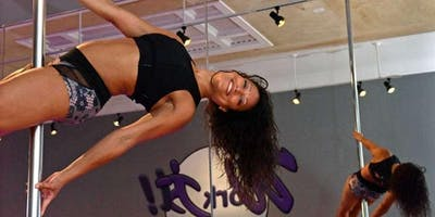 Introduction to Pole Dancing Fitness Class!