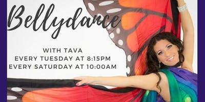 Bellydance Classes with TAVA