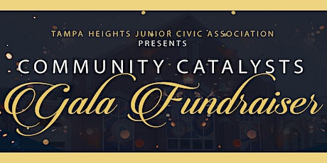 THJCA 1st Annual Community Catalysts Gala  tickets