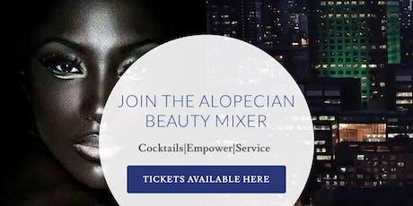 3rd Annual Alopecian Beauty Mixer LA (Stars, Fashion & Expo) Edition  tickets