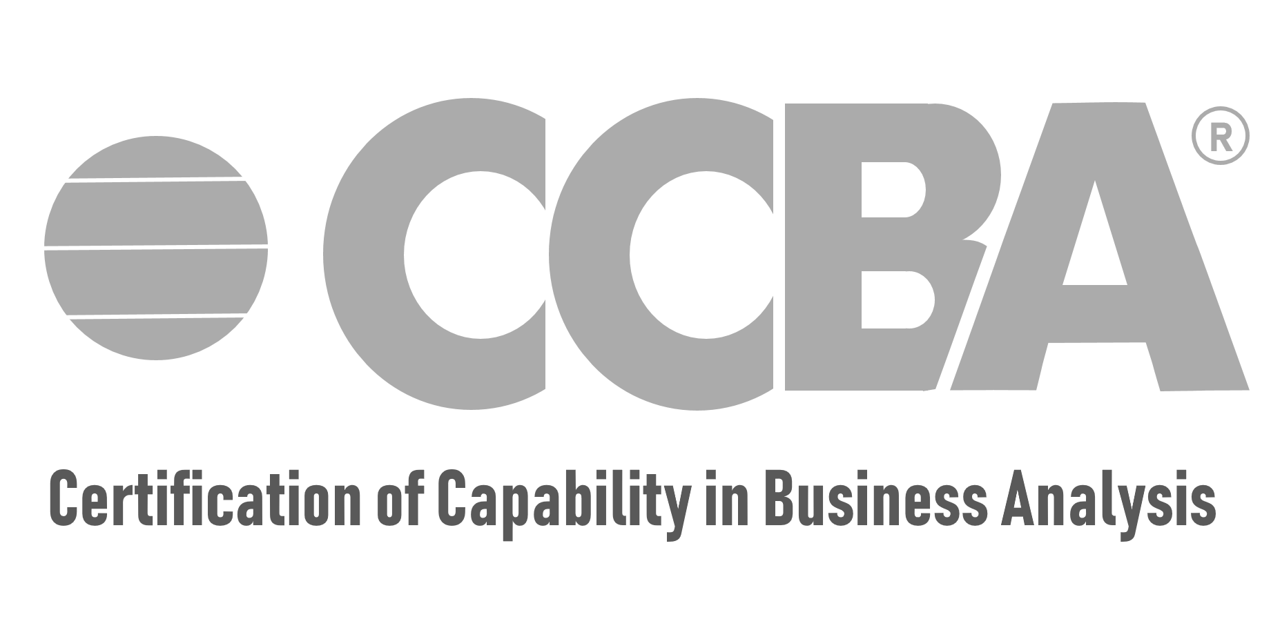 CCBA, Certification of Capability in Business