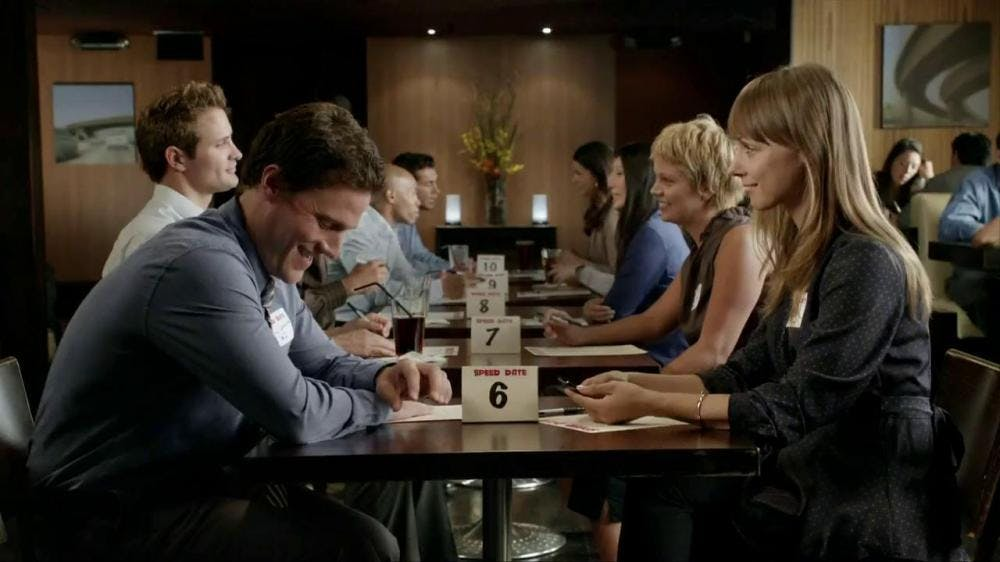 20s and 30s speed dating