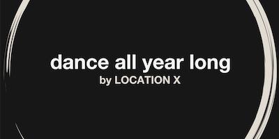 DANCE ALL YEAR LONG - CÉSAR GARCÍA STEENSEN - SE