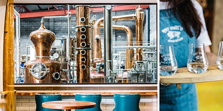Manly Spirits Distillery Tours with Tasting - Friday 6pm tickets