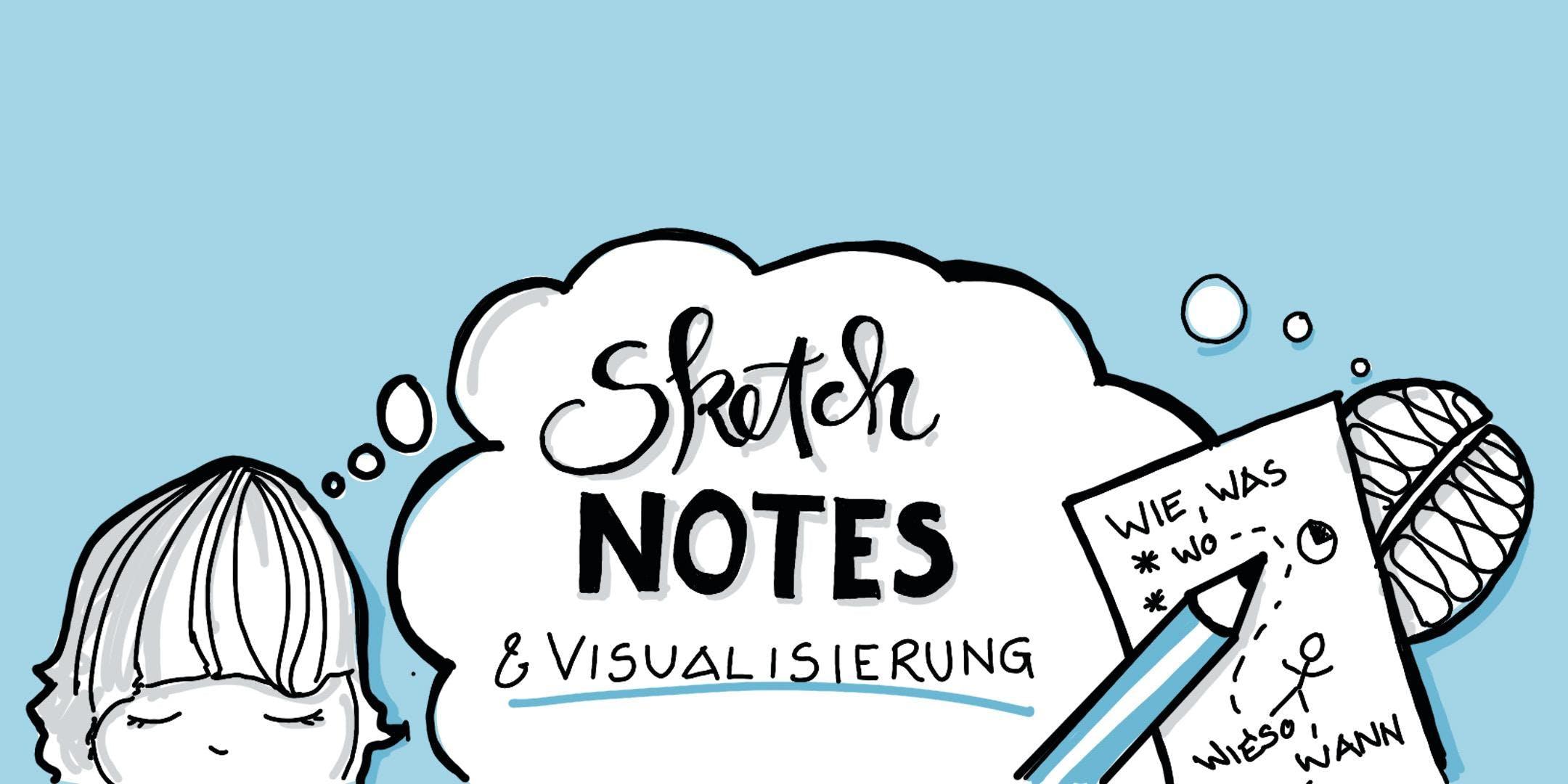 Sketchnotes und Visualisierung -Basics