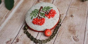 Ukrainian Embroidery for Beginners - Capital Ukrainian...