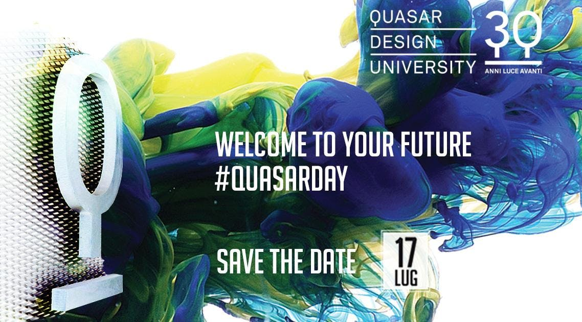 #Quasarday - Orièntati & Speriméntati