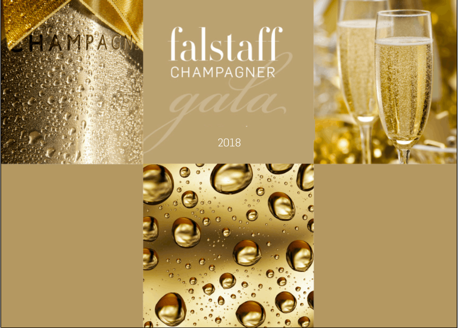 Falstaff Champagnergala 2018 Düsseldorf