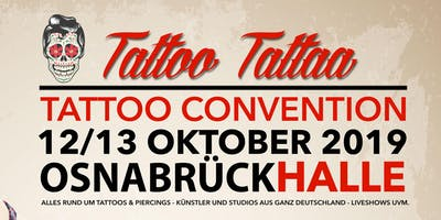 "Tattoo Convention Osnabrück ""TattooTattaa\"""