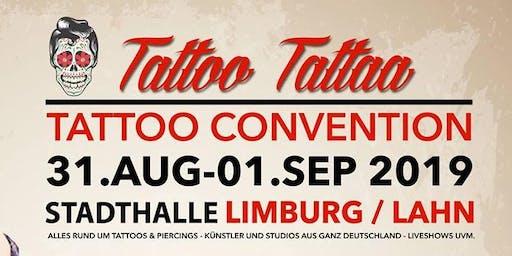"""Tattoo Convention Limburg """"TattooTattaa"""""""