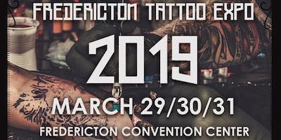 2nd Annual Fredericton Tattoo Expo