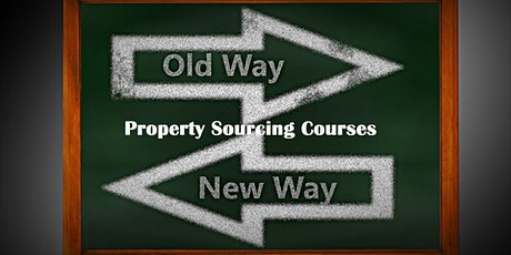 Property Sourcing Courses tickets