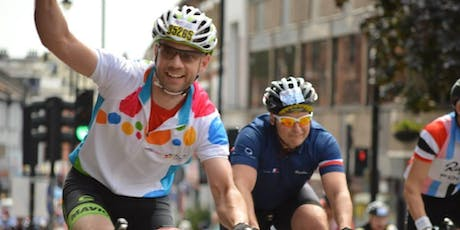 Evelina London Prudential RideLondon-Surrey 100 2019 tickets