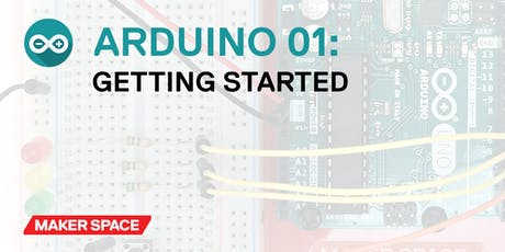 Intro to Arduino: 01: Getting Started tickets