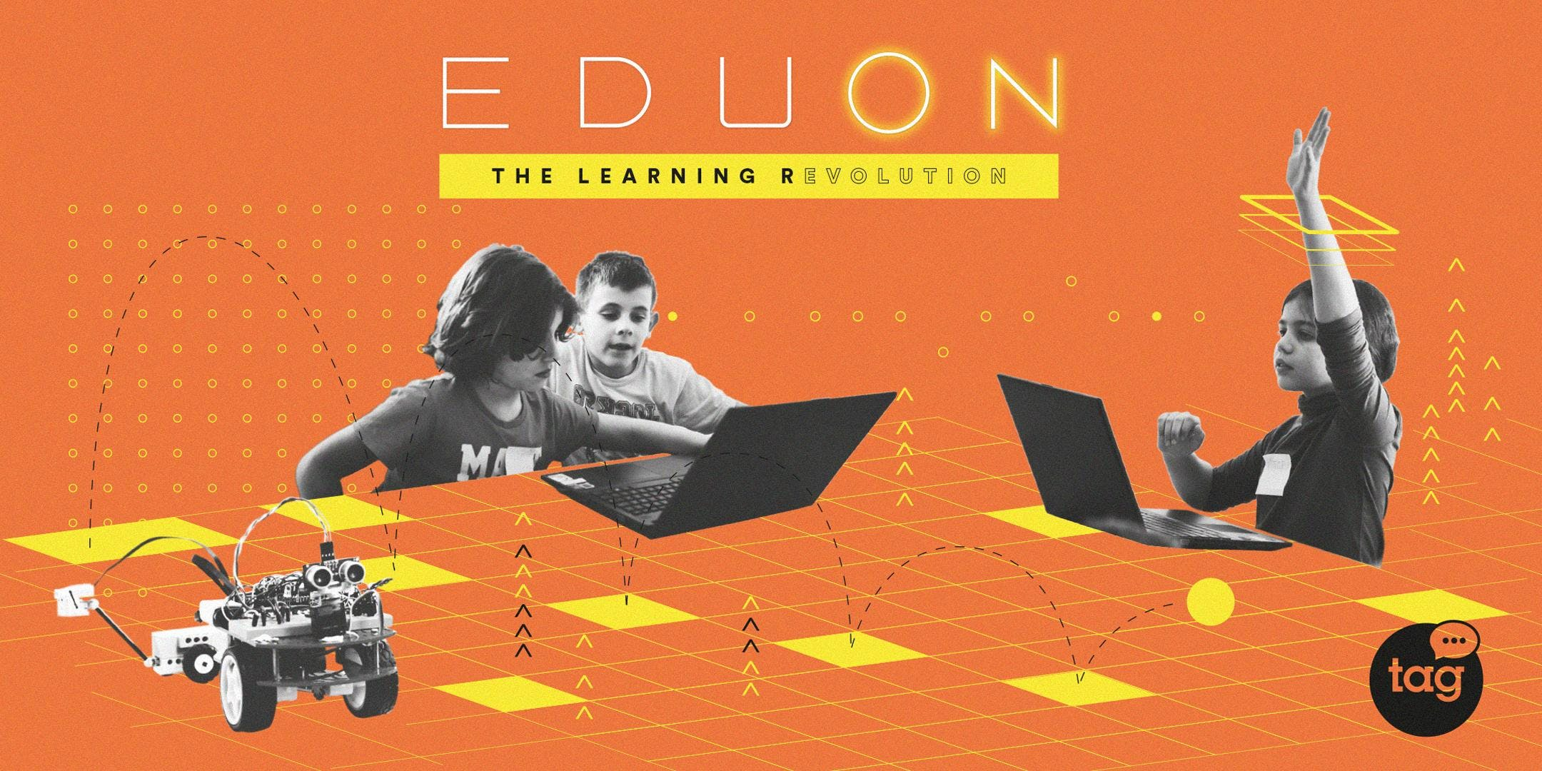EDU ON | Coding Generation & The FabLab per b