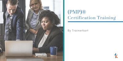 PMP Training in Redding, CA