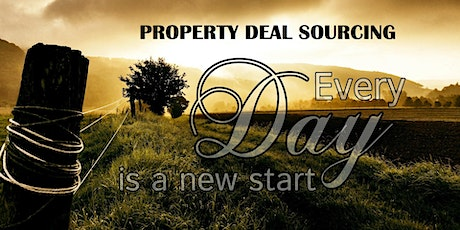 Property Deal Sourcing tickets