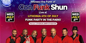 Lithonia 4th of July Funk Party in the Park