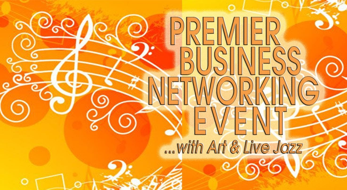 Goldkap Premier Business Networking Event Wit
