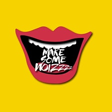 Make Some Noizzzz x 100 Music Records logo