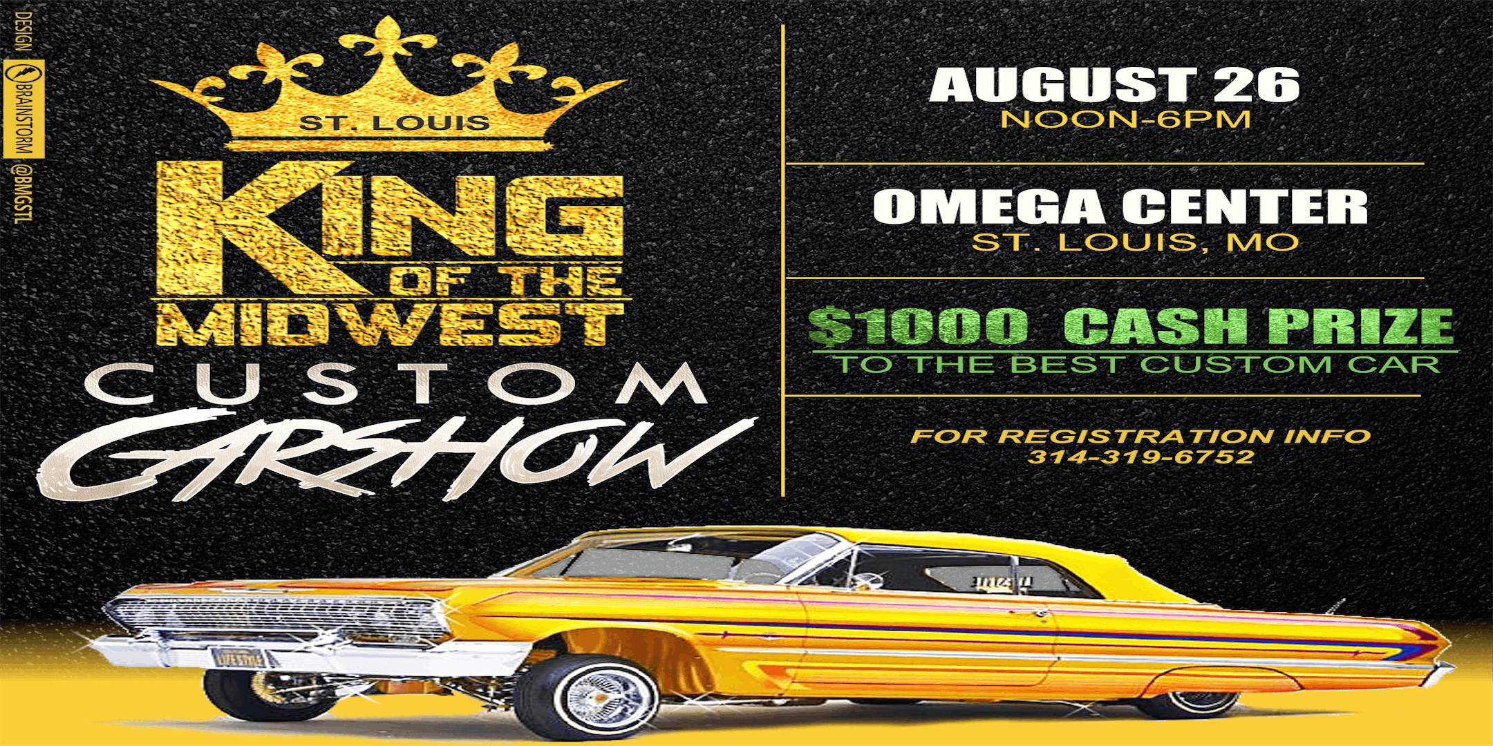 King Of The Midwest Car Show AUG - St louis car show schedule